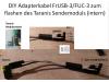 FrSKY Adapterkabel Taranis internal modul