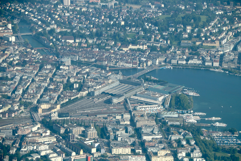 Luzern Gesamtansicht