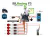 Sp racing Pro F3 anschluss