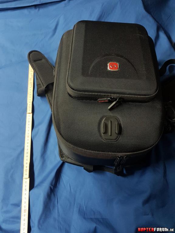 rucksack spark und air geschlossen