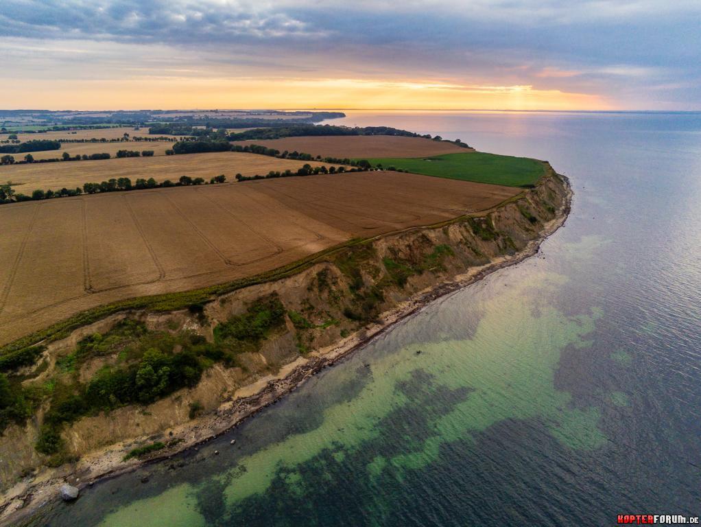 Steilküste Boltenhagen