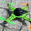 Devilfly Race Quadrocopter, green edition